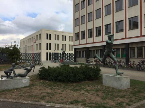 ドイツのライプツィヒ大学