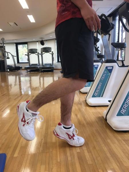 腓腹筋のトレーニングのやり方3
