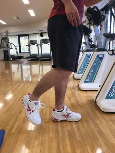 腓腹筋のトレーニングのやり方5