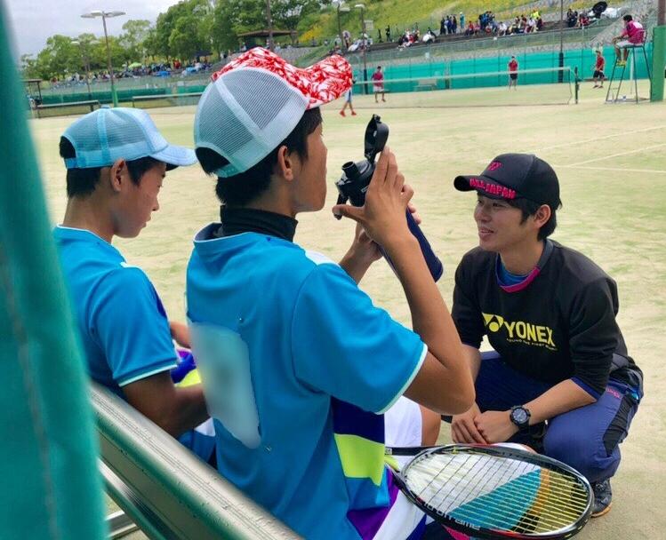 テニス専門トレーナー